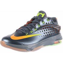 Zapato Bota Nike Jordan Kd Vii Elite Talla 9 +camiseta Regal