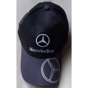 Mercedes Benz Gorra Logo En Frente * Diseño Exclusivo