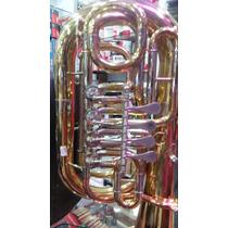Tuba Bombardão Kings Original 4 Rotor.novo Na Caixa