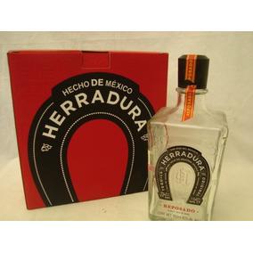 Tequila Herradura Reposado Botella C/caja Vacia * Changoosx