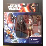 Star Wars - Darth Vader Y Ahsoka Tano 2 Pack Nuevo