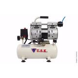 Compressor De Ar Silencioso Para Aerógrafo 0,75hp 220v 7 Bar