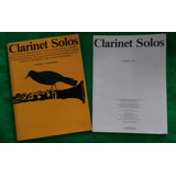 Clarinet Solos With Piano Accompaniment