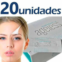 Botoxx Instantly Ageless Instantaneo Cuidados Rosto 20un Fa3