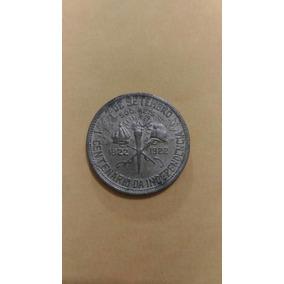 Moeda Antiga 500 Réis Centenário Da Independência 1822/1922