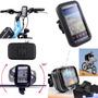 Soporte Para Moto / Bicicletas Resistente Al Agua Celu / Gps