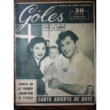 Dock Sud Gatica Billar Fangio / Goles N° 57 De 1949