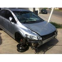 Sucata Honda Civic Lxs 1.8 Automatico (somente Em Peças)