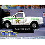 Mc Mad Car Ford F-150 Sheriff Maisto Auto 1/36 Policia