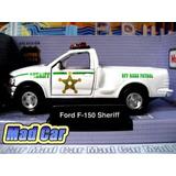 Mc Mad Car Ford F-150 Sheriff Maisto Auto 1/36 Policia