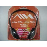 Auriculares Aiwa By Sony Cable 1.1m