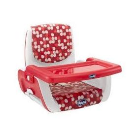 Cadeira De Refeição Chicco Mode Vermelha