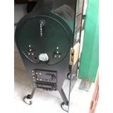 Hornos De Calor Envolvente Portatil (leña O Gas)