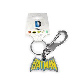 Chaveiro De Metal Batman Logo 60s - Bandup!