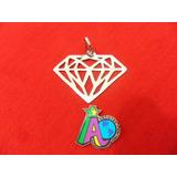 Personalizados Dije Acero Diamante Artistas Online