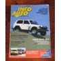 Revista Info Auto Año 6 N° 60 Marzo 2001 Dodge Alfa Romeo