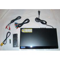 Reproductor De Dvd Con Karaoke Lg Dv351