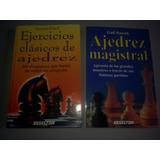 Ajedrez,libros De Ajedrez Ejercicios De Ajedrez Teoria