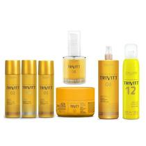 Trivitt Profissional Kit De Manutenção 7 Produtos