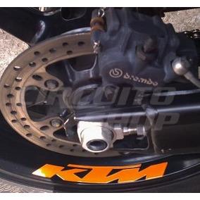 Adesivos Alto Relevo Refletivo Roda Moto Ktm + Frete Grátis