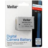 Batería Vivitar Nb-10l Canon Sx60 Sx50 Sx40 G1x