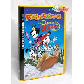 Animaniacs, El Deseo De Wakko. Dvd Reg. 1 Y 4 Español Latino