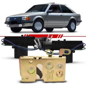 Trava Elétrica + Par Fechadura Ford Escort 83 84 85 86 87