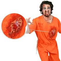 Disfraz Halloween Preso - Extra Grande Men