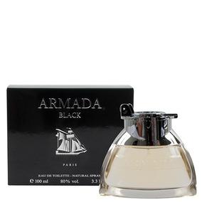 Perfume Armada Black 100ml Mas - Beleza e Cuidado Pessoal no Mercado ... 9946bf63a9