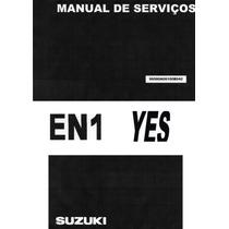 Manual Compl. De Serviço Da Moto Suzuki En 125 Yes Pdf