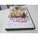 Dvd Mulheres - O Sexo Forte (the Women) - Vitorsvideo