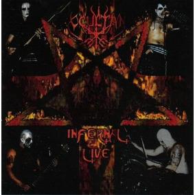 Cd Ocultan Infernal Live - Novo Lacrado!!!