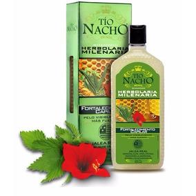 Tio Nacho Shampoo Herbolaria Milenaria X 415ml