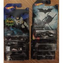 Batmobile Hot Wheels Colección De 6 Piezas 1:64