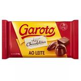 Barra De Chocolate Ao Leite 2,1kg - Garoto