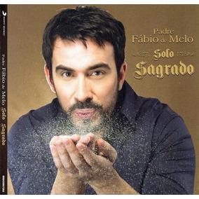 Cd Padre Fábio De Melo - Solo Sagrado (serginho Roupa Nova)