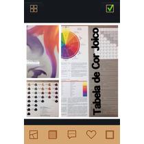 Tabela De Coloracao Joico Vero K Pak- Cartela De Cor Joico