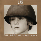 Cd Original U2 The Best Of 1980-1990 Edicion Argentina 1998