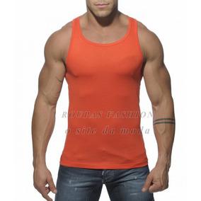 Camiseta Tank Regata Cavada,academia,musculação,gola V,blusa