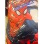 Colcha Spiderman Individual Y Cojin Providencia Con Envío