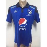 Camiseta De Millonarios De Colombia 2015 Titular Small
