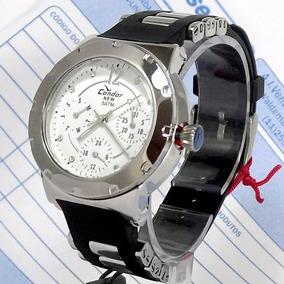 Relógio De Pulso Feminino Kz45107b Condor New