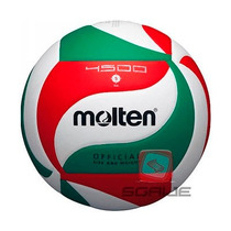 Balón Molten Voleibol Piel Sintetica V5m4500 Soft Touch Tric