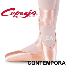 Zapatillas Punta Ballet Capezio Contempora Importadas