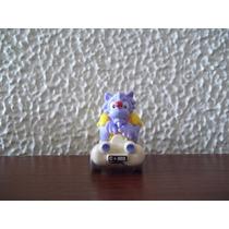 Miniatura Kinder Ovo - Lobisomem No Carro - Monster Hotel 2