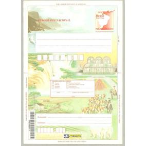 Aerograma Nacional Novo - Pré-franqueado 1999 - A1