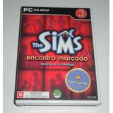 The Sims Encontro Marcado Pc Mídia Física Original Lacrado