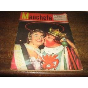 Revista Manchete Nº 200 Fevereiro/1956 Carnaval De 1956