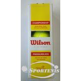 Pelotas Wilson Championship Sin Presion