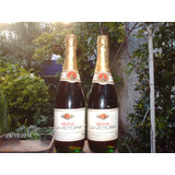 2 Botellas De Sidra La Victoria Decoracion Llenas